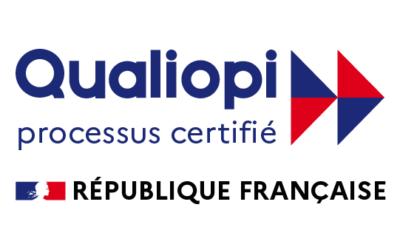 L'organisme de formation Céline Lechowicz est certifié qualité Qualiopi